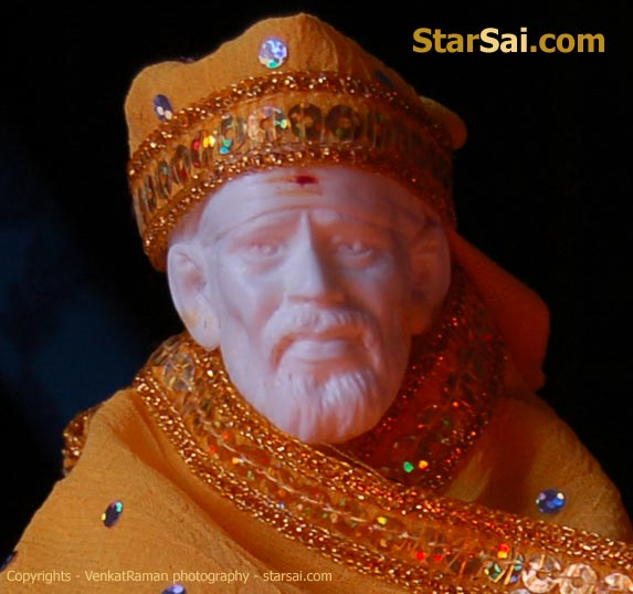 Photos of Shri Sai Baba