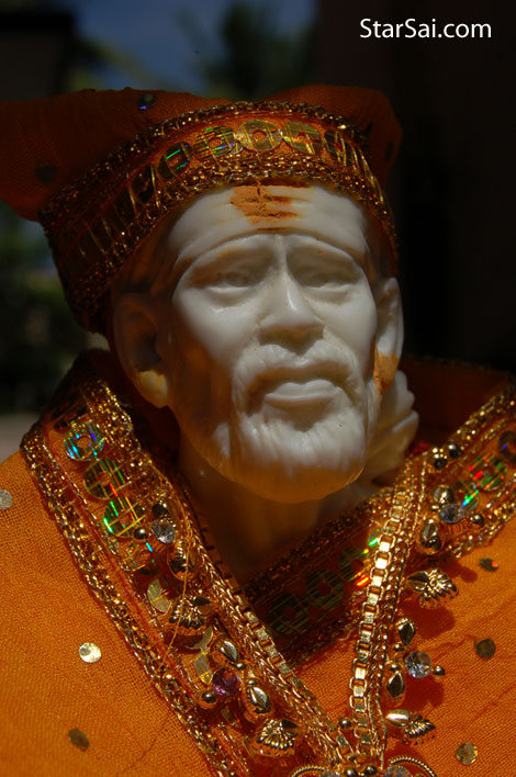 Shirdi Saibabas grace to Control Anger