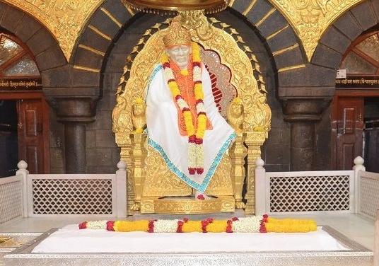 Shirdi Saibaba Samadhi