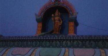Sri Murugan statue
