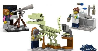 lego science lab