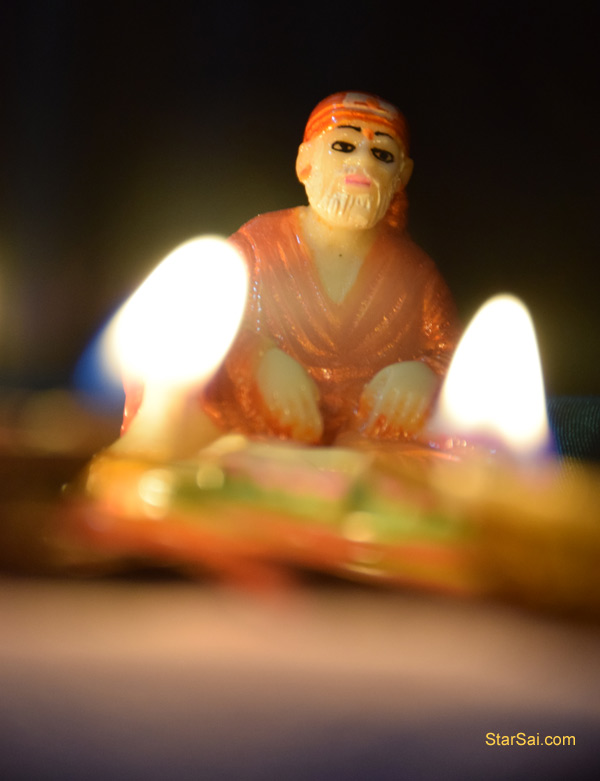 Shirdi Saibaba lamps