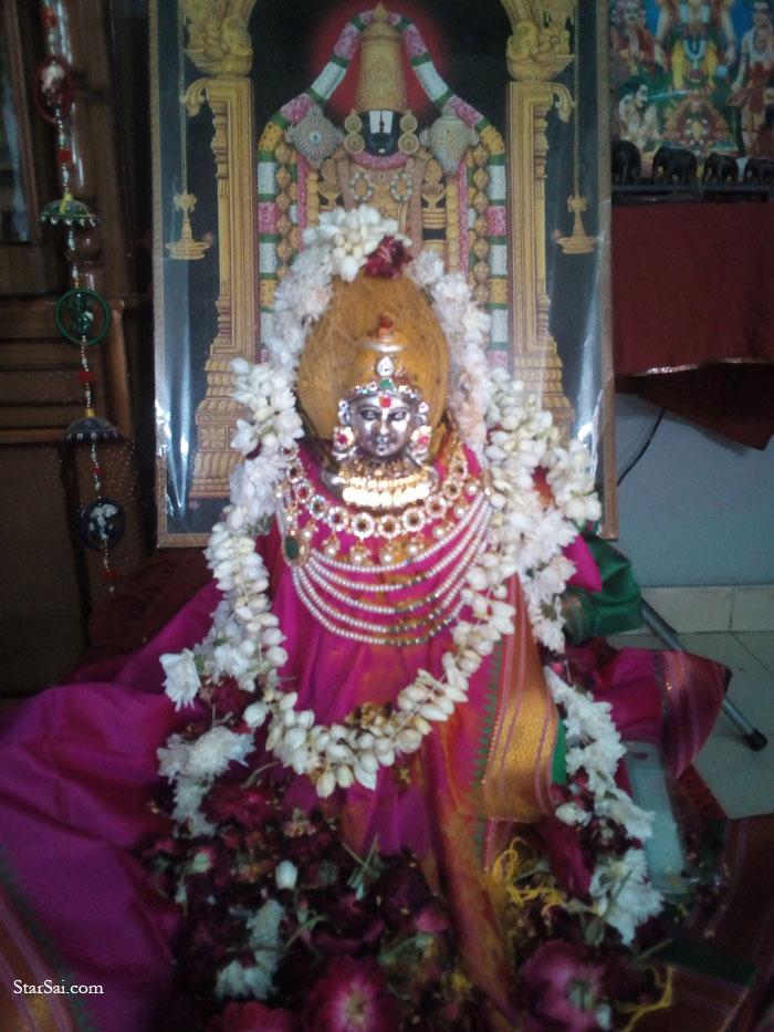 Varalakshmi Pooja Mumbai