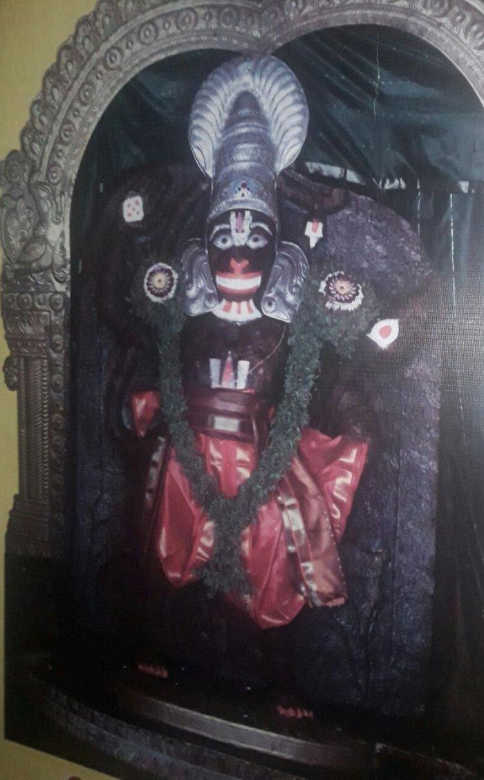 Hanuman career