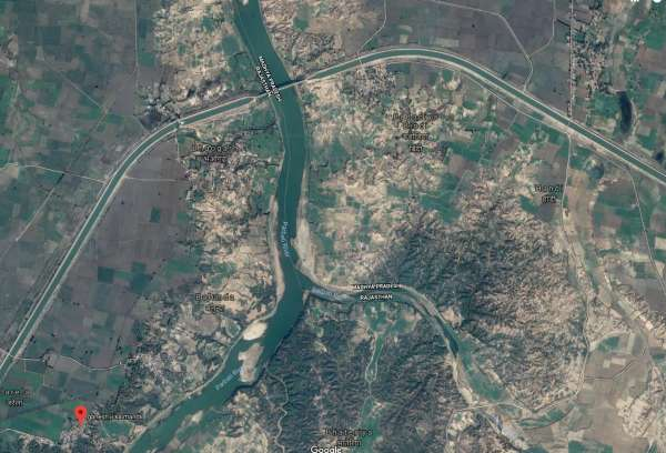 Parbati river