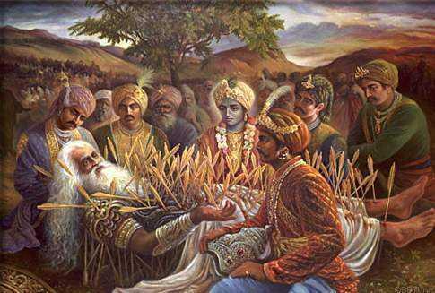 Bhisma Vishnu Sahasranama