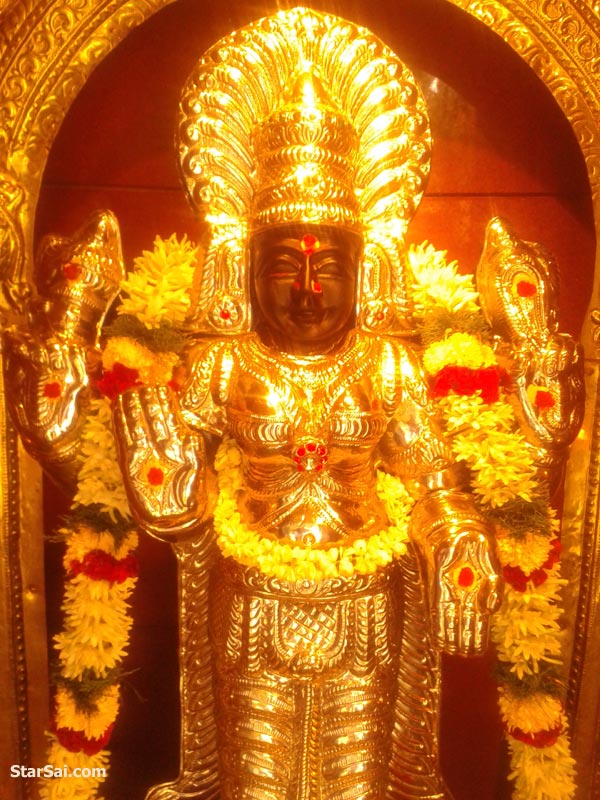 Golden Parvathi