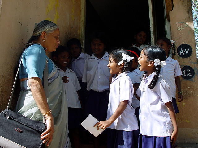 Helping Children From India's Slums