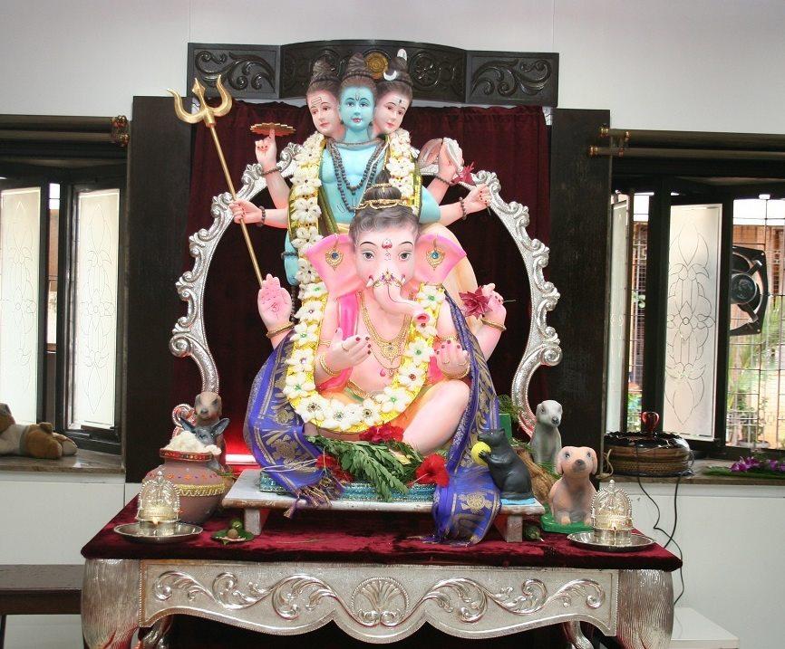 Ganesha Dattatreya