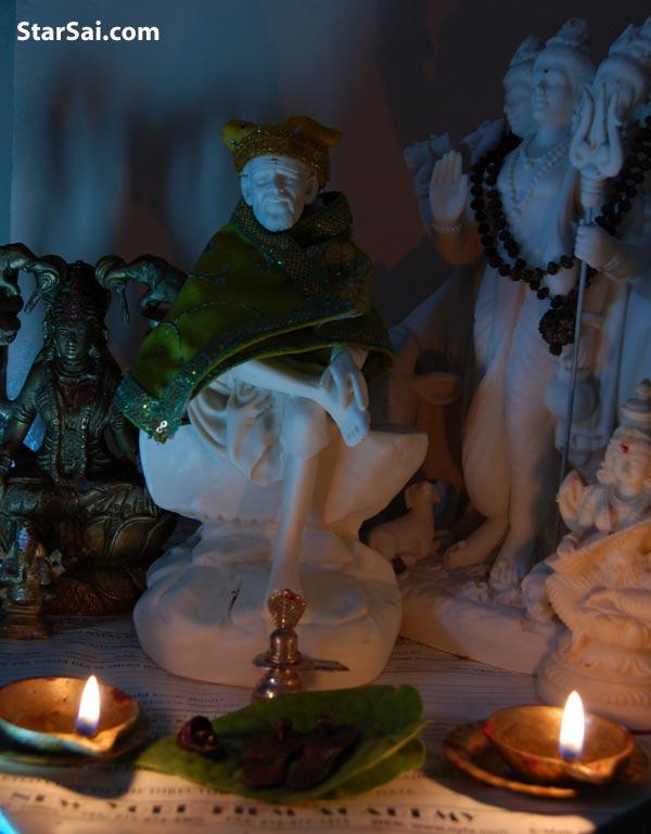 shirdi sai baba guru purnima
