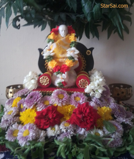 shirdi saibaba lord shiva pooja sani pradosham