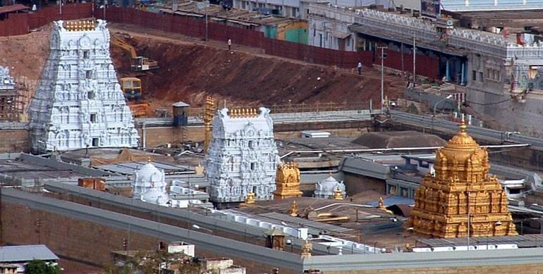 Tirupati venkateswara swamy temple