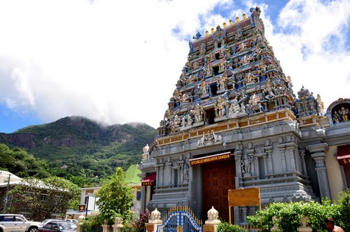 vinayakar temple seychelles