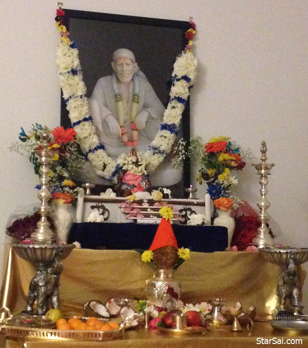 Shirdi Saibaba Miracle during Guru Purnima Bhajan