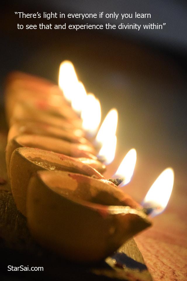 Divine lamps
