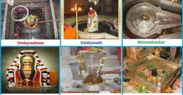 Jyotirlinga Siva Temples