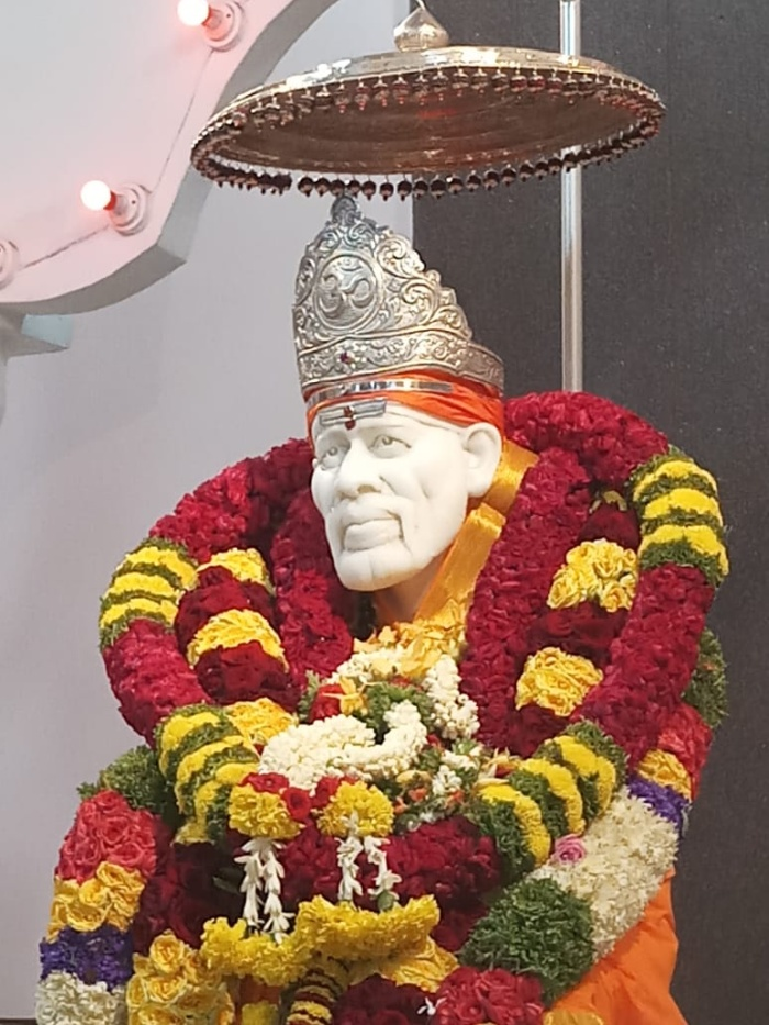 Shirdi Sai Baba Temple in Malleswaram, Bangalore