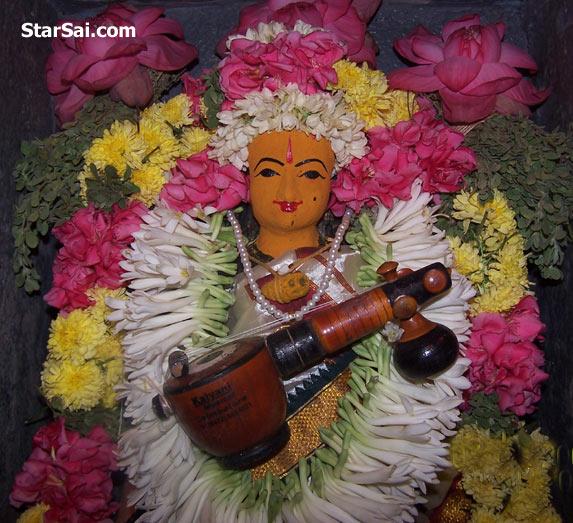 durga saraswati