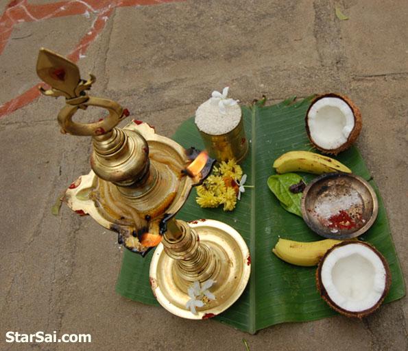 Pongal thanks giving to sun god surya deva