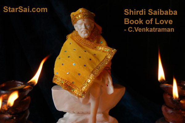 shirdi saibaba books